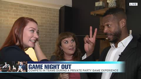 Game Night Out Featuring Marlon Wayans